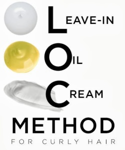 L.O.C / L.C.O. methods for super hydrated hair