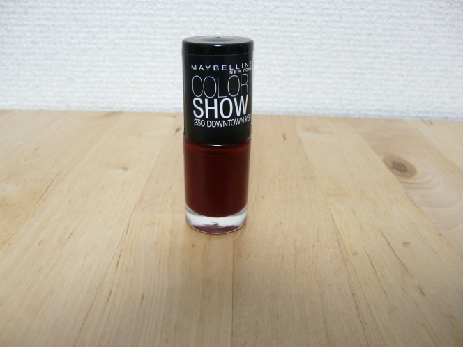 Maybelline Colour Show