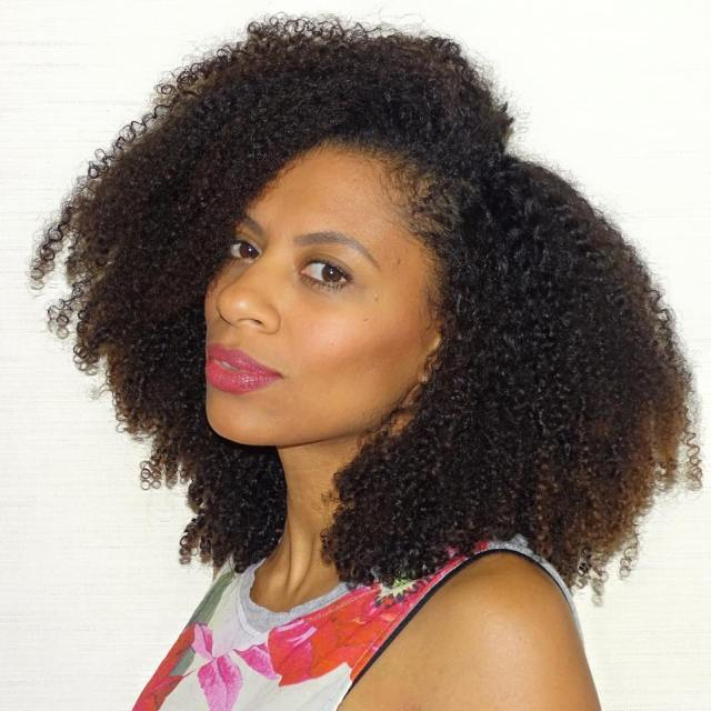 Eleanor J'adore - Damp detangling VS dry detangling natural hair