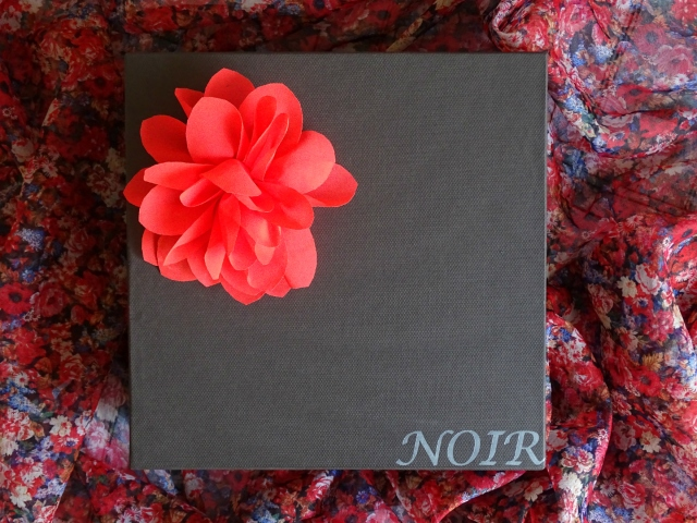Eleanor J'adore: The Noir Box - A beauty subscription box for women of colour