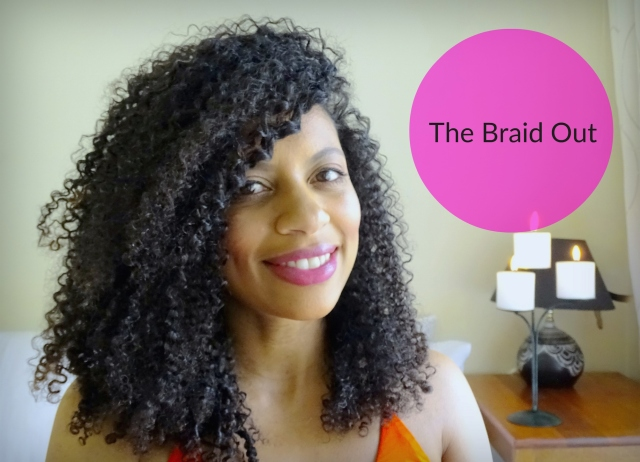 Eleanor J'adore - The Braid Out