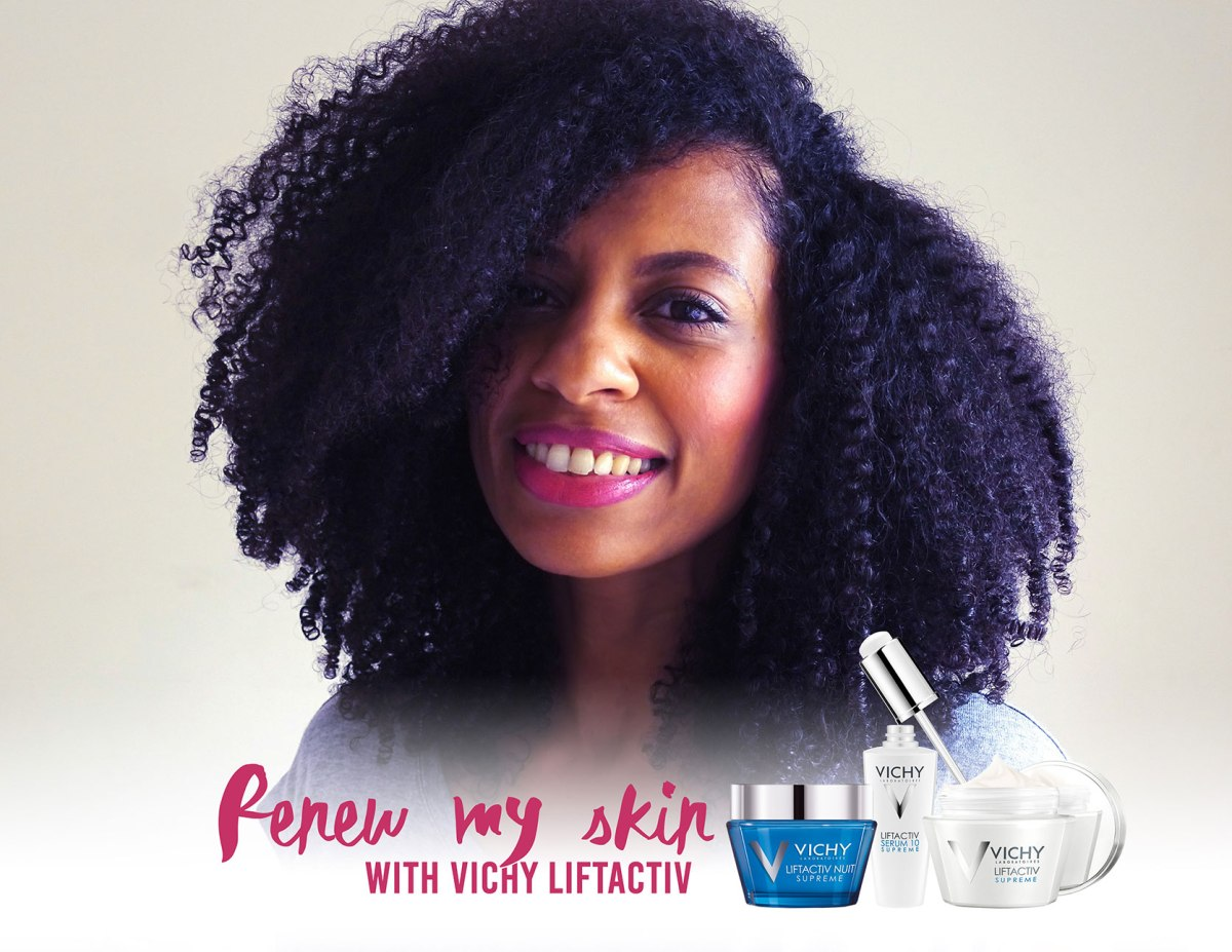 Renew my skin with Vichy LiftActiv
